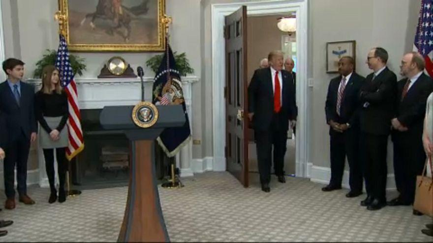 State of the Union: Donald Trump beszédet mond a kongresszusban