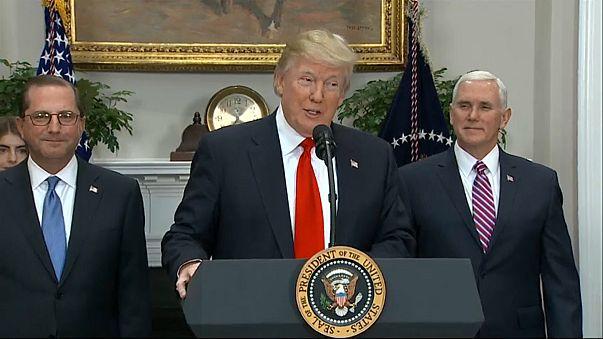 """Trump'tan ilk """"Birliğin Durumu"""" konuşması"""