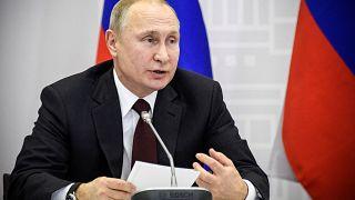 الولايات المتحدة الأميركية تعلن عن قائمة بوتين