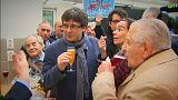 Investidura presidencial bajo presión en Cataluña