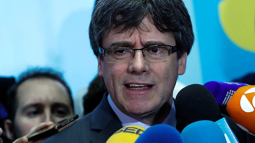 Elnököt választ a katalán parlament