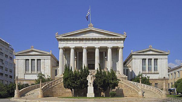 Νέα σελίδα στην ιστορία της Εθνικής βιβλιοθήκης