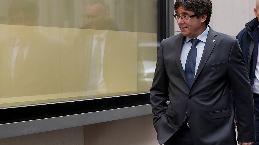 Le parlement catalan débat de la candidature de Puigdemont
