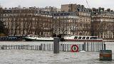 Σε επιφυλακή το Παρίσι για τον Σηκουάνα