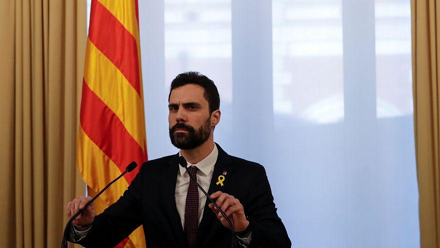 El Tribunal Constitucional rechaza anular las medidas que impiden la investidura de Puigdemont