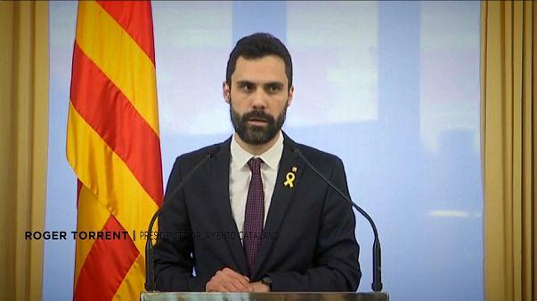 Crisi catalana: posticipata l'investitura di Puigdemont