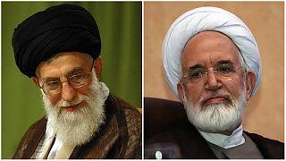مهدی کروبی خطاب به علی خامنه ای: نظام در سراشیبی قرار گرفته است