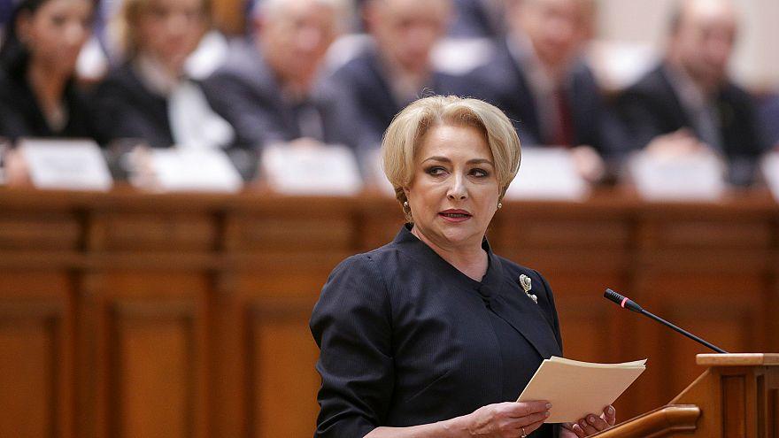 Romanya: Dancila'nın kurduğu hükümet meclis tarafından onaylandı