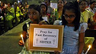 Protest agianst rape in India