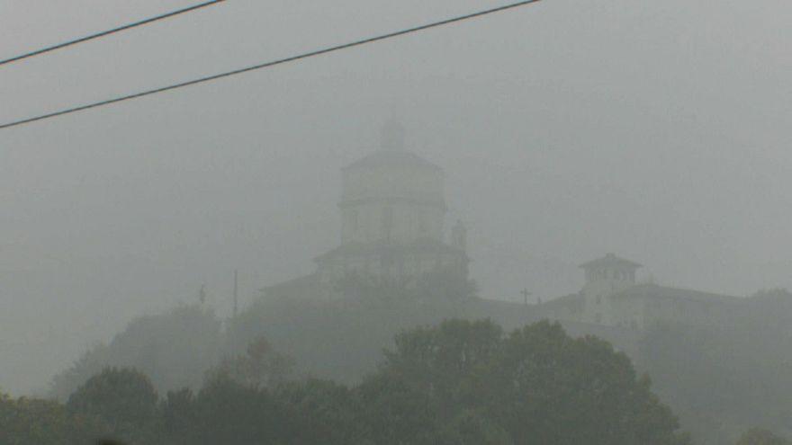 Italia tossica: 7 milioni di italiani respirano smog