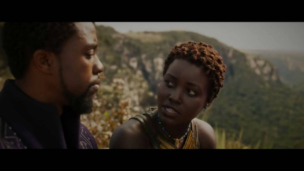 "Cinema: la prima di ""Black Panther"""