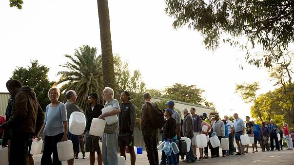 Water crisis grips Cape Town, South Africa, after drought stretching years