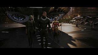 Chadwick Boseman leads as Marvel's Black Panther