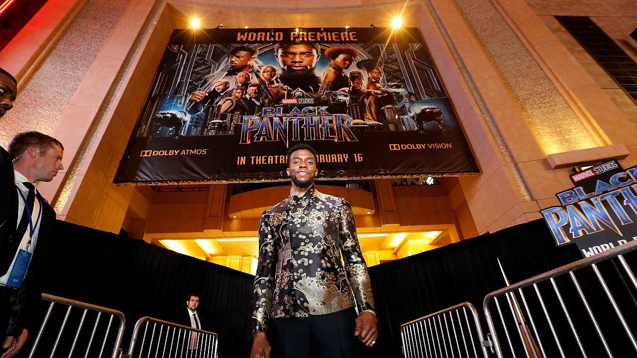 Έρχεται ο «Μαύρος Πάνθηρας» της Marvel