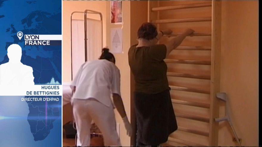 Personale delle case di riposo indicono sciopero per tutta la Francia