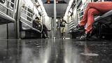 نیمی از زنان فرانسه در وسایل حمل ونقل عمومی احساس ناامنی می کنند