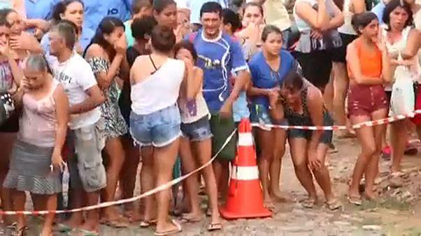Bandaháború egy brazil börtönben