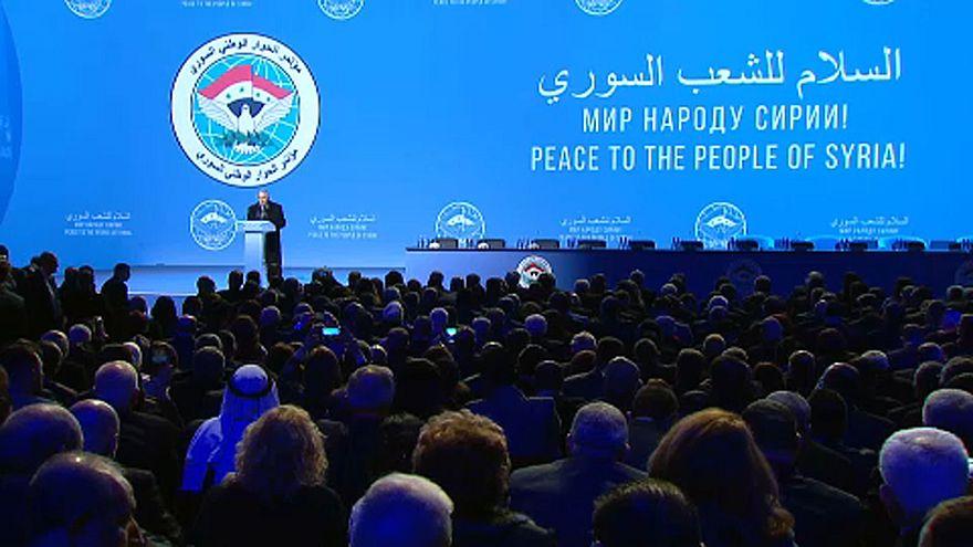 Az ellenzék nagy része nem ment el a szíriai rendezésről szóló konferenciára