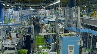 Wirtschaft der Eurozone weist robustes Wachstum auf