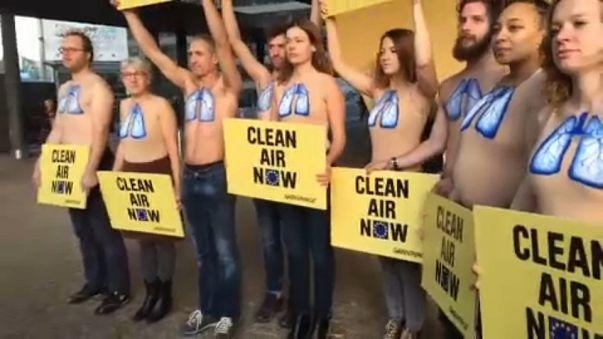 Aria troppo inquinata in nove paesi UE