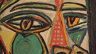 Al via la tournée del quadro di Picasso, prima che venga messo all'asta