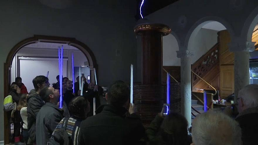 Serbia: museo Tesla, patrimonio culturale