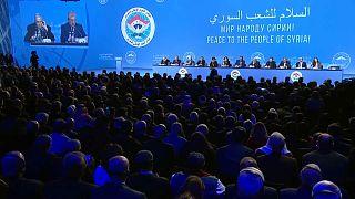 Congresso para o Diálogo Nacional Sírio começou em Sochi