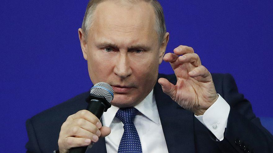 """Путин: """"Мы не будем лезть на рожон"""""""