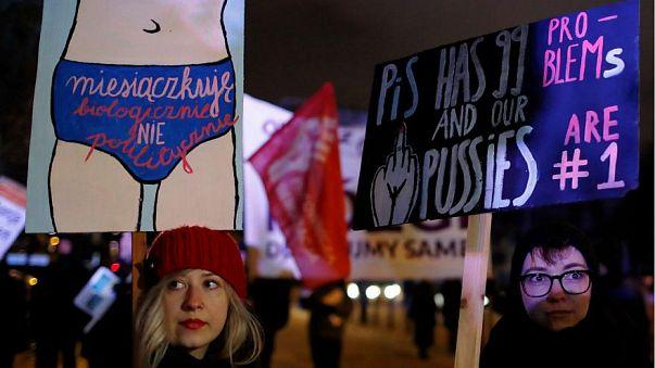 ¿Qué países europeos tienen las normas de aborto más estrictas?