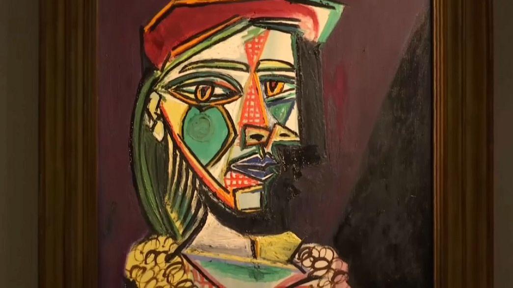 Picasso eserleri açık arttırmada