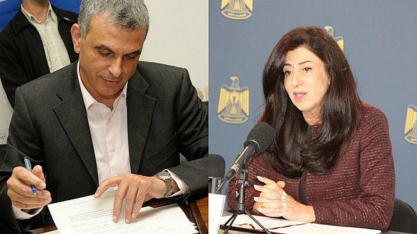 أول لقاء وزاري بين اسرائيل وفلسطين منذ إعلان ترامب القدس عاصمة لإسرائيل