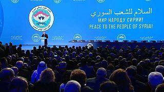 Arranca a trompicones el congreso de paz para Siria impulsado por Moscú
