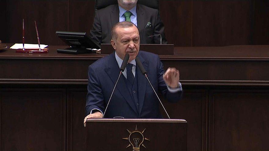 Erdoğan: ÖSO, Kuva-yi Milliye güçleri gibi bir sivil oluşum