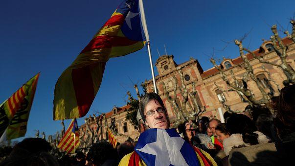 مظاهرات كتالونيا