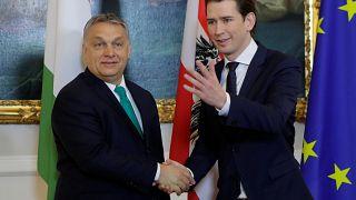 Αυστρία: Συνομιλίες Κουρτς-Όρμπαν