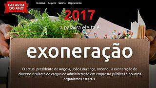 Palavra do Ano em Angola foi escolhida por 40% dos votantes