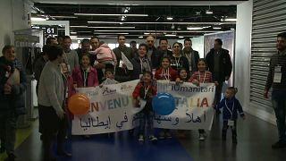 """Itália acolhe novos refugiados sírios pelo """"Corredor Humanitário"""""""