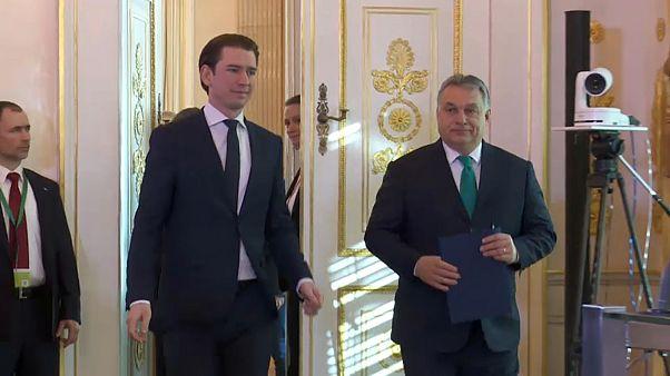 Курц-Орбан: по миграции согласны, по АЭС - нет