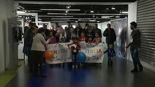 Humanitárius folyosó Európába