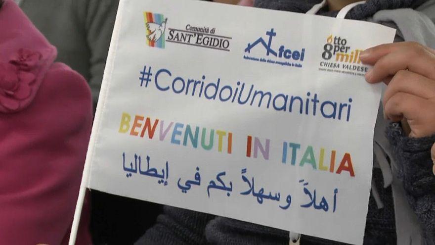 أهلا وسهلا بكم في إيطاليا