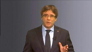 """Пучдемон: """"Решение народа Каталонии отмене не подлежит"""""""