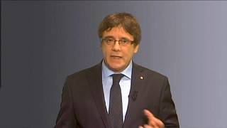 Carles Puigdemont says Madrid must not be allowed to take control