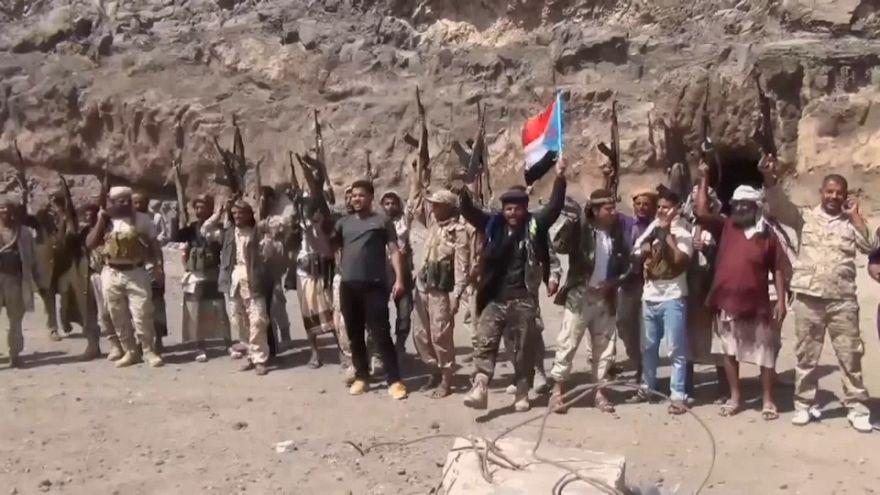 Los separatistas ganan la batalla en el sur del Yemen