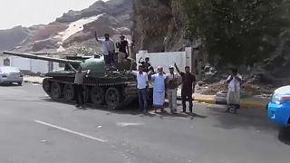 Jemen: Adent megint bevették