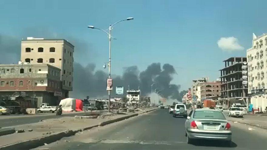 Cidade de Aden sob controlo dos separatistas do sul do Iémen