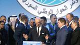 El Congreso de Sochi impulsa una comisión constitucional para Siria