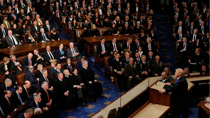 11 things you need to know about Trump's first State of the Union speech