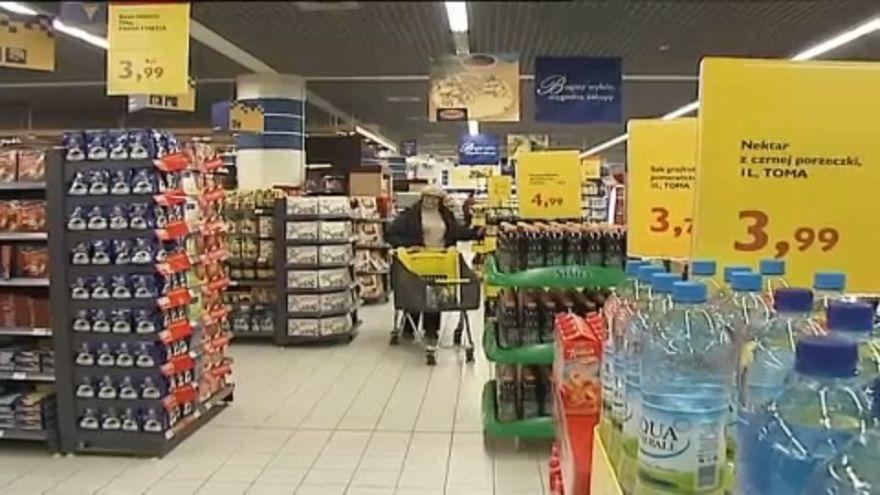 Jön a vasárnapi boltzár Lengyelországban