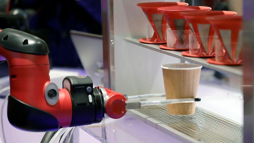 Arabica vom Roboter