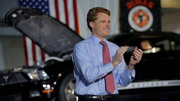 Les démocrates choisissent un Kennedy pour répondre à Trump